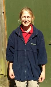 Nicola Radford New Zoo Keeper